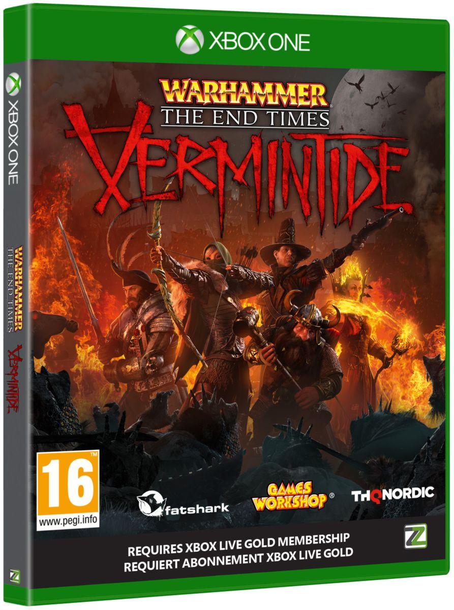 WARHAMMER: END TIMES - VERMINTIDE - Xone