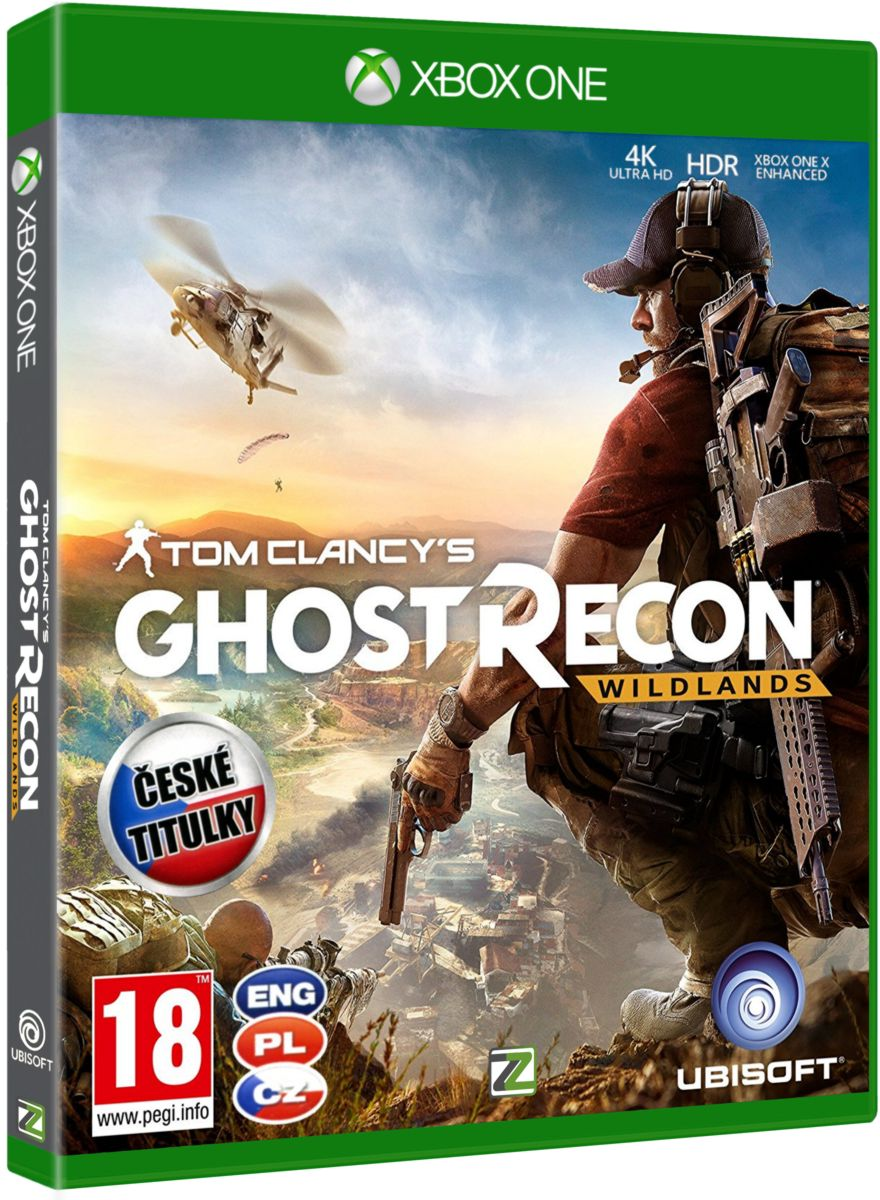 TOM CLANCY'S GHOST RECON: WILDLANDS - Xone