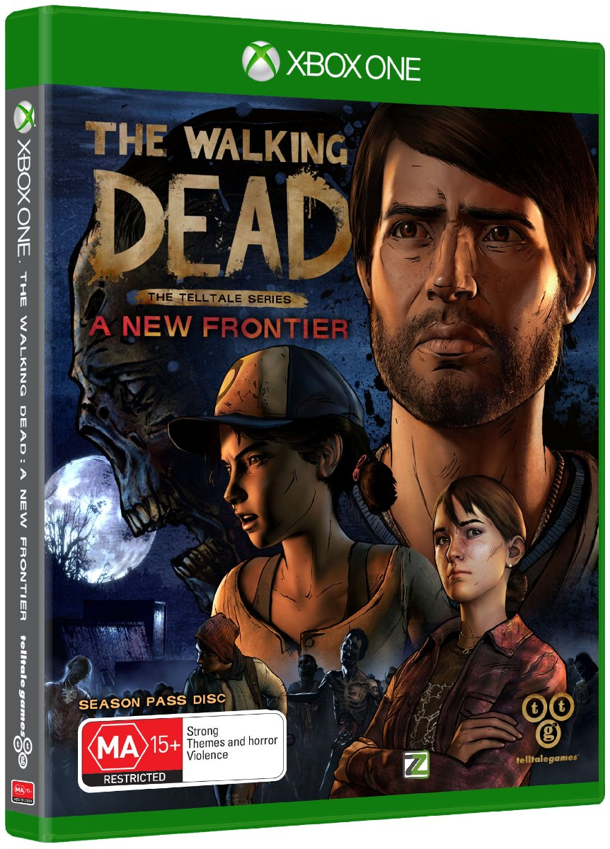 THE WALKING DEAD: THE TELLTALE SERIES – A NEW FRONTIER (SEASON 3) - Xone