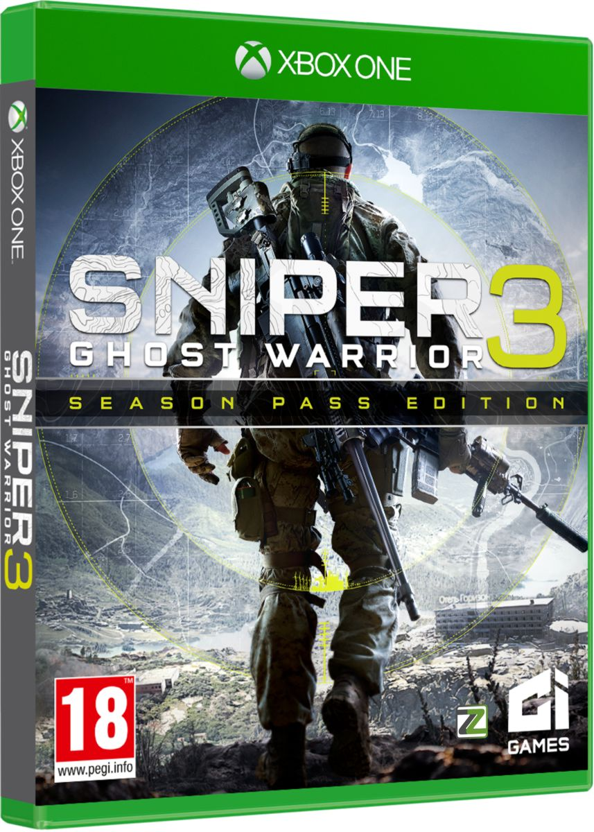 SNIPER: GHOST WARRIOR 3 (Season Pass Edition) - Xone