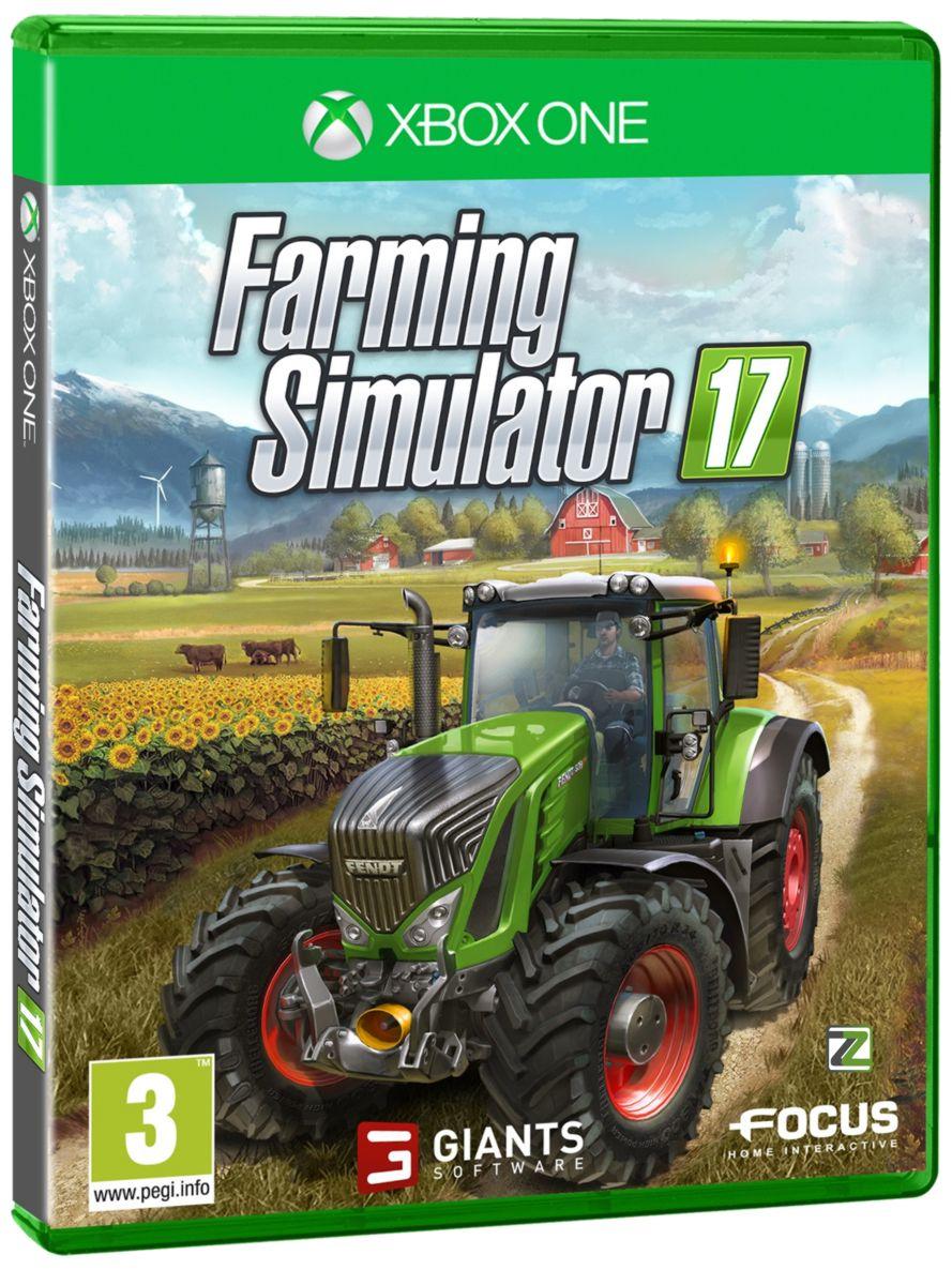 FARMING SIMULATOR 17 - Xone