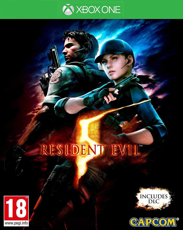 RESIDENT EVIL 5 - Xone