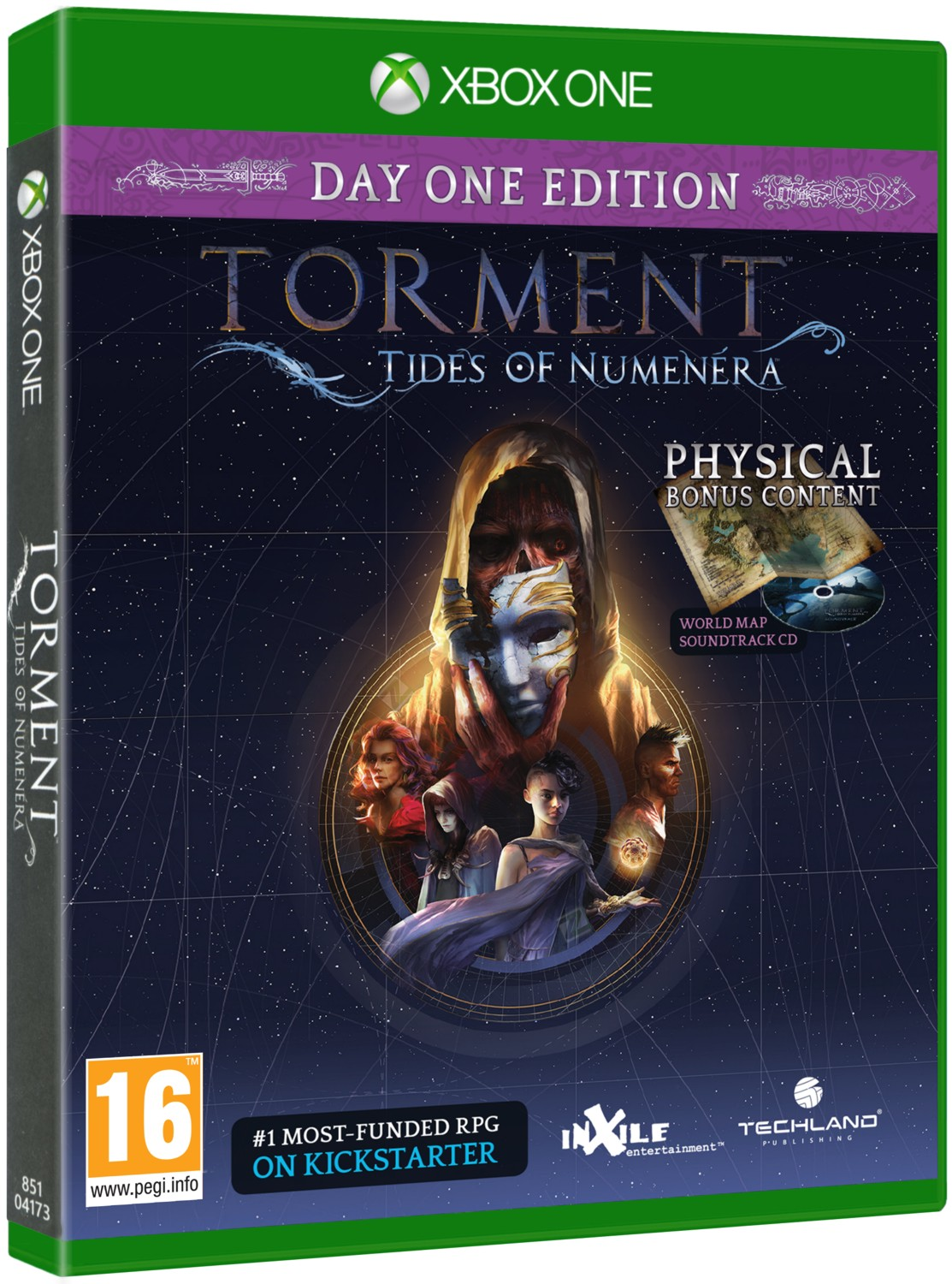 TORMENT: TIDES OF NUMENERA - Day One Edition - Xbox One