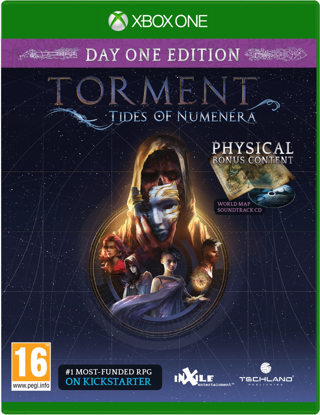 TORMENT: TIDES OF NUMENERA - Day One Edition - Xone