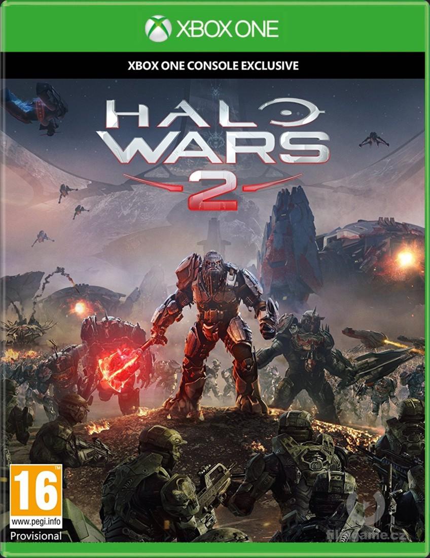 HALO WARS 2 - Xone