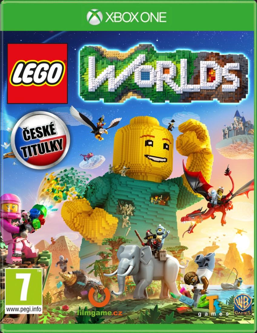 LEGO Worlds CZ - Xone