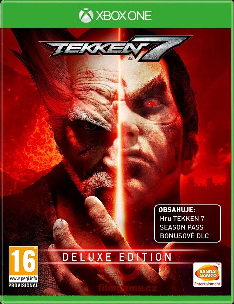 TEKKEN 7 (Deluxe Edition) - Xone
