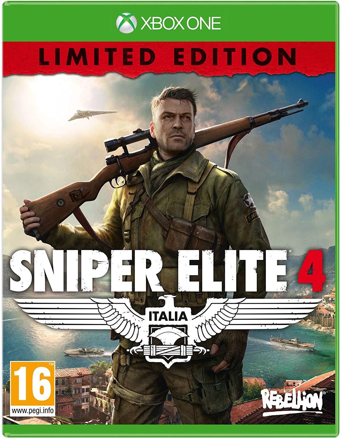 SNIPER ELITE 4 (Limited Edition) - Xone