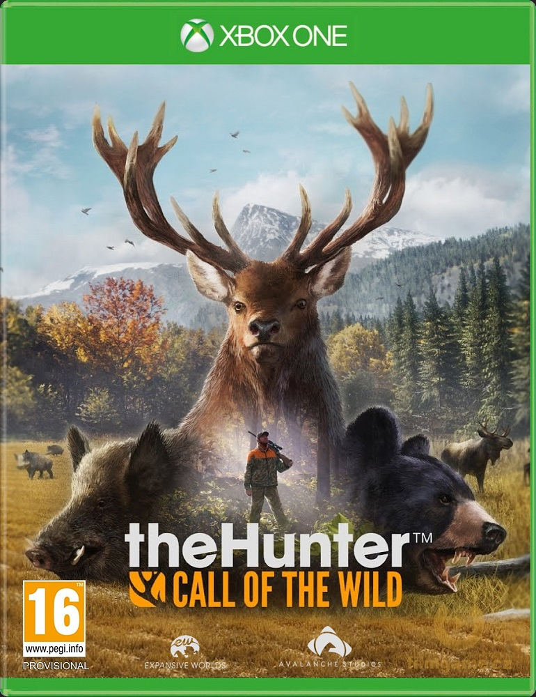 THE HUNTER: Call of the Wild - Xone