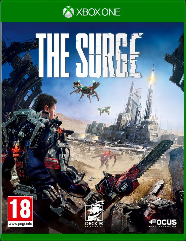 THE SURGE - Xone
