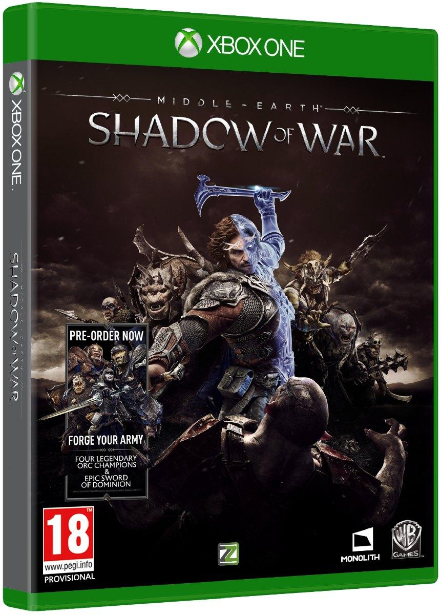 MIDDLE-EARTH: Shadow of War - Xone