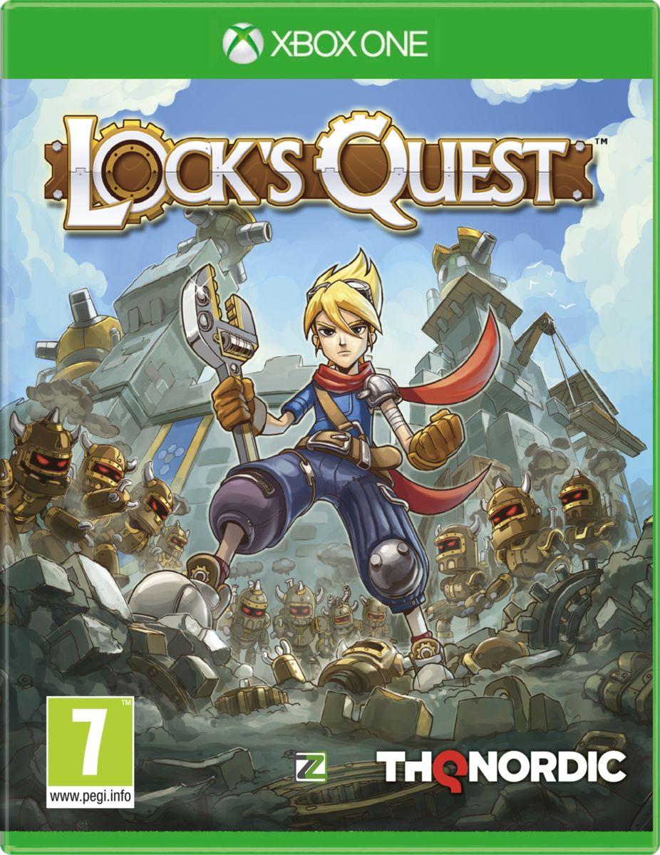 Lock's Quest - Xone