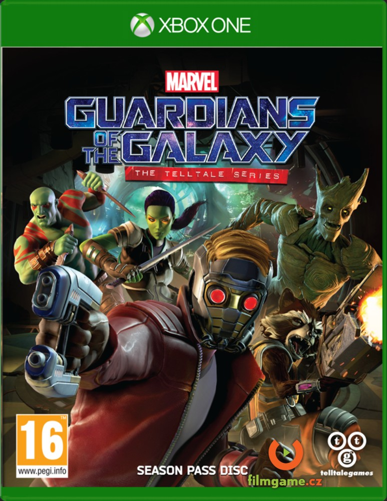 Marvel's Guardians of the Galaxy: The Telltale Series - Xone