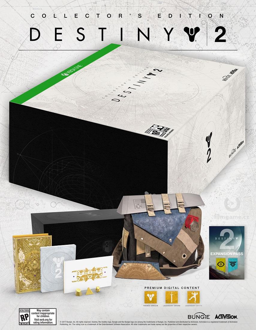 DESTINY 2 (Collectors Edition) - Xone