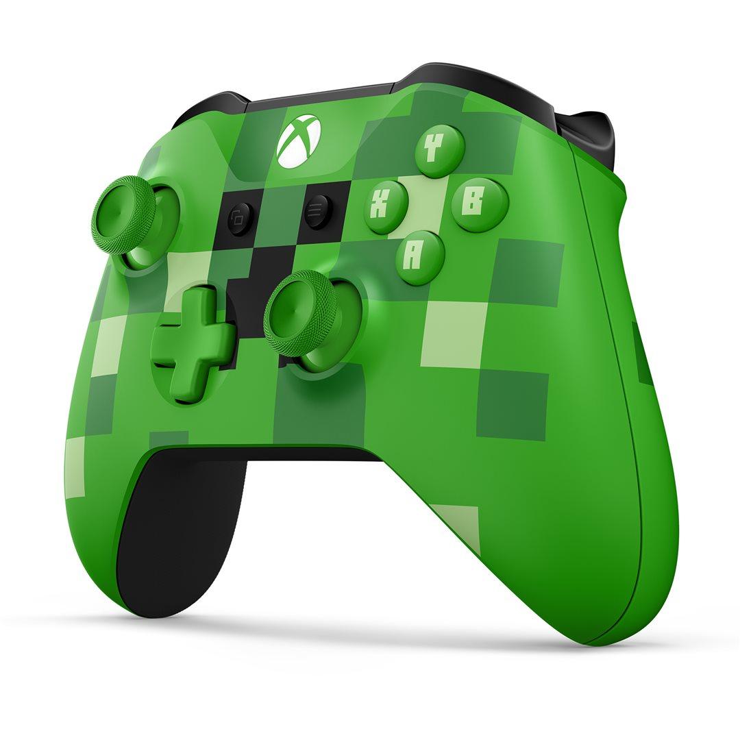 Bezdrátový ovladač Xbox One S červený (Eddy)