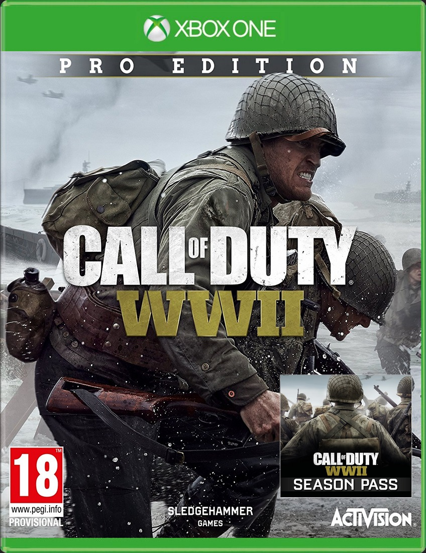 Call of Duty: WWII (Pro Edition) - Xone
