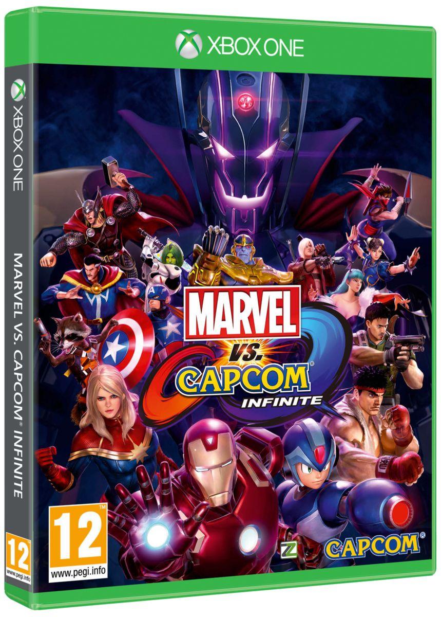 Marvel Vs. Capcom: Infinite - Xone
