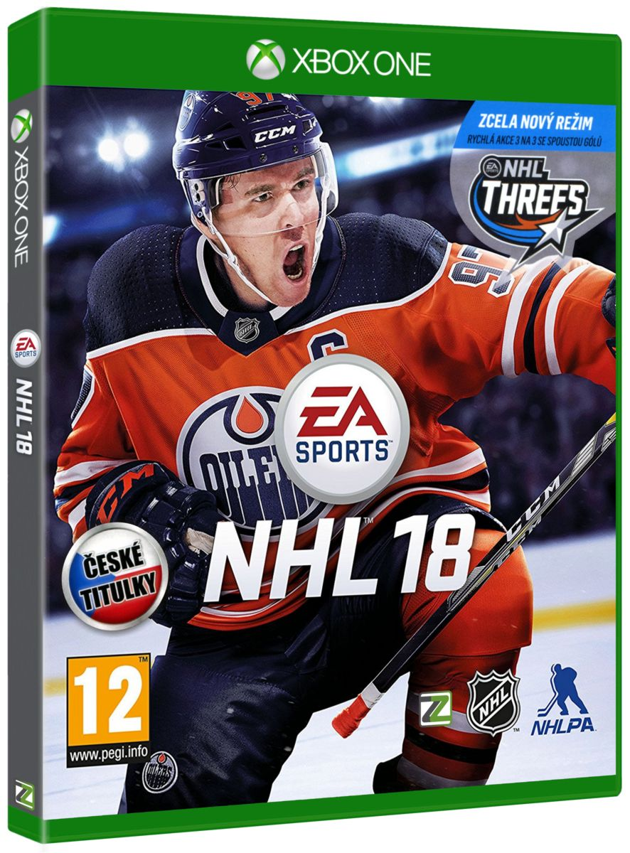 NHL 18 - Xone