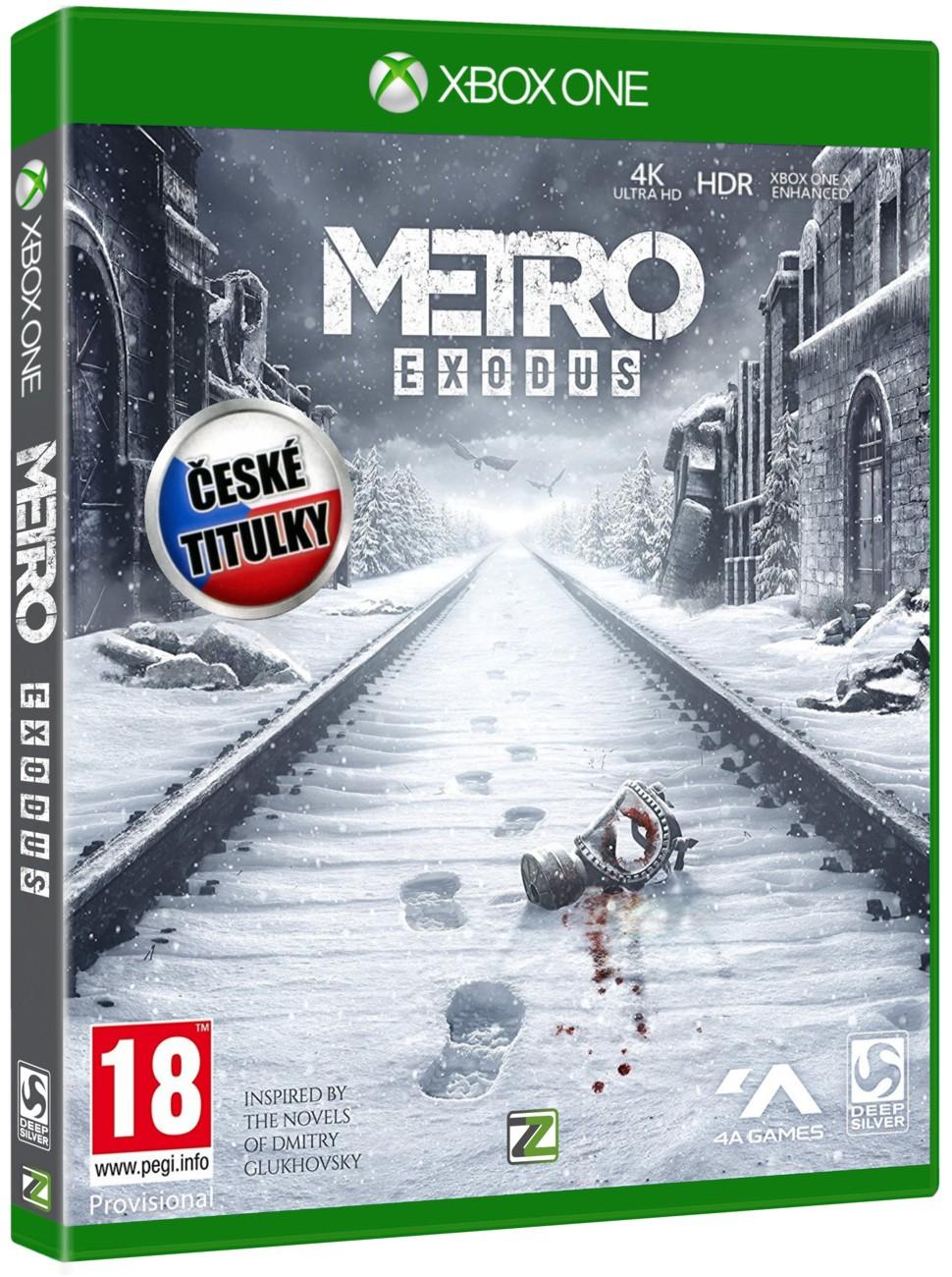 Metro Exodus - Xone