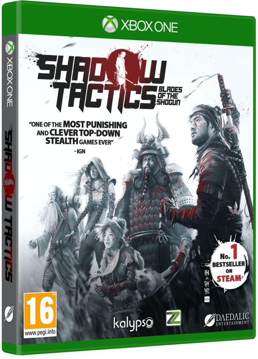 SHADOW TACTICS: Blades of the Shogun - Xone