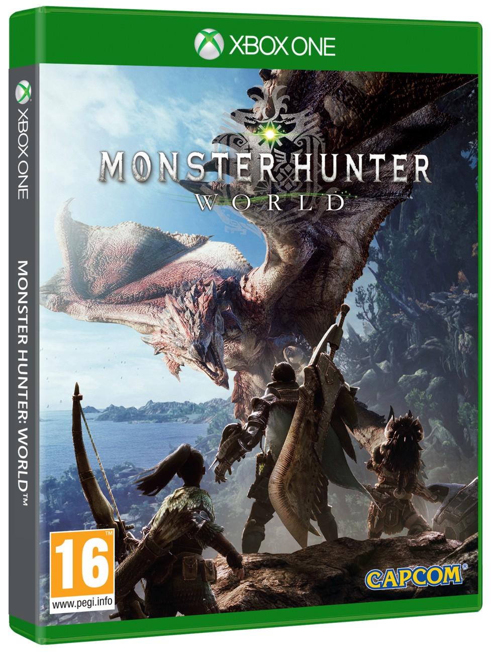 Monster Hunter: World - Xone