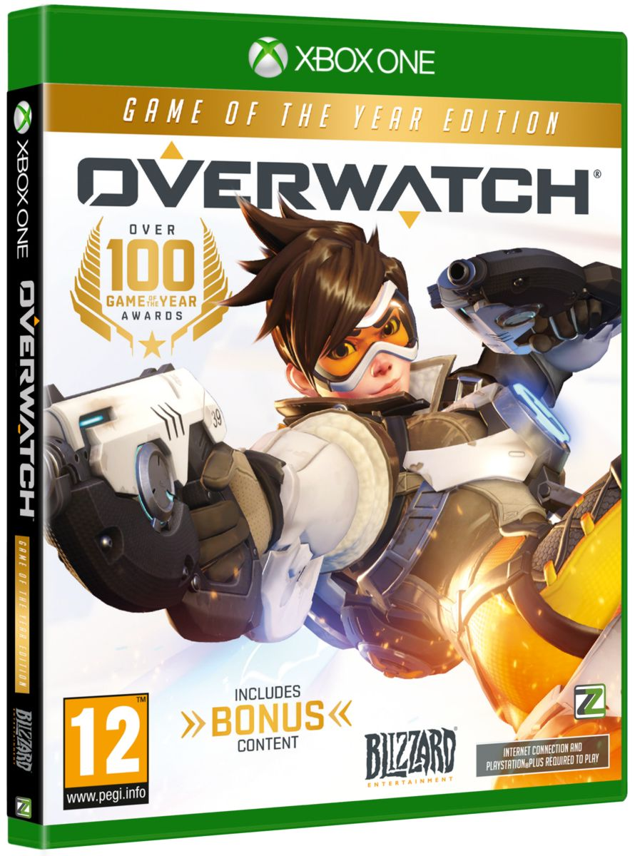 OVERWATCH - Game of the Year Edition - Xone