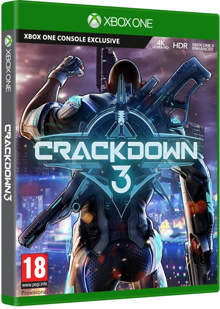 Crackdown 3 - Xone