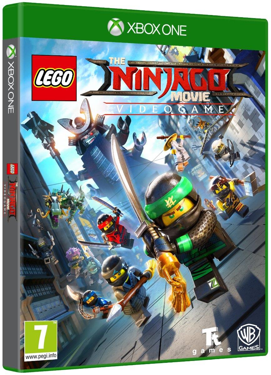 LEGO Ninjago Movie Videogame - Xone