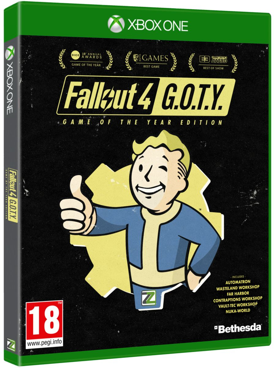FALLOUT 4 - Game of the Year Edition - Xone