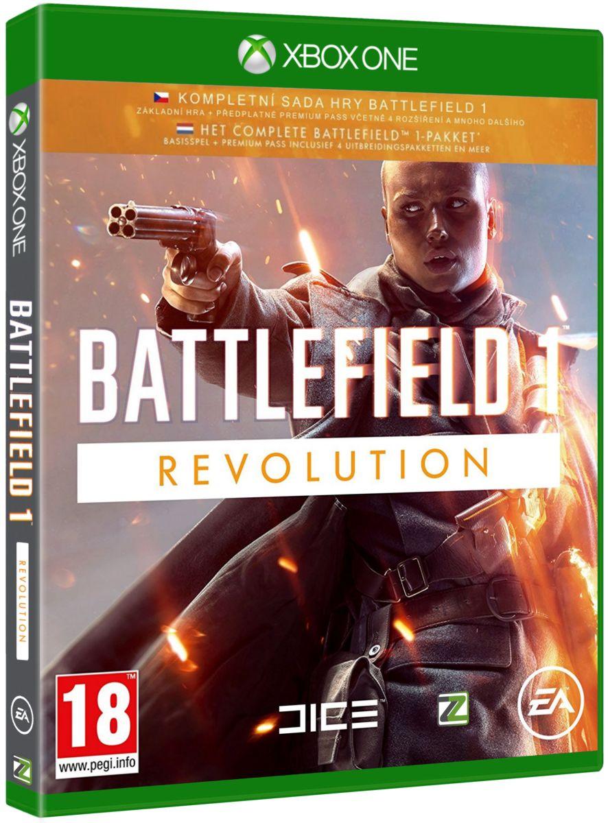 Battlefield 1 Revolution Edition - Xone
