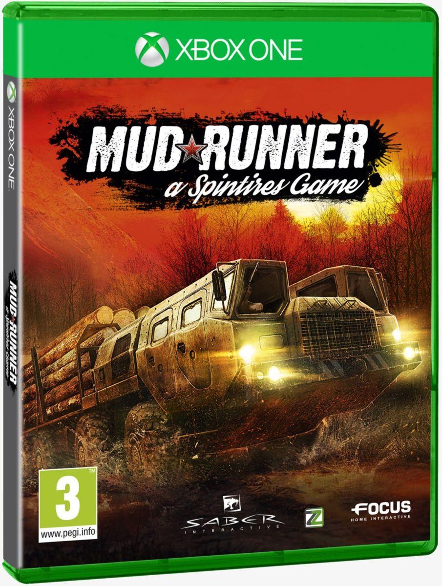 Spintires: MudRunner - Xone