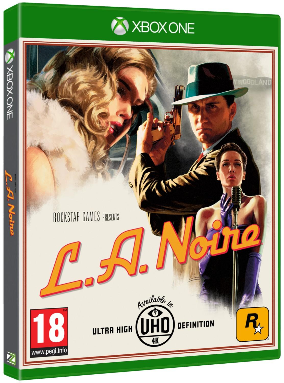 L.A. NOIRE - Xone