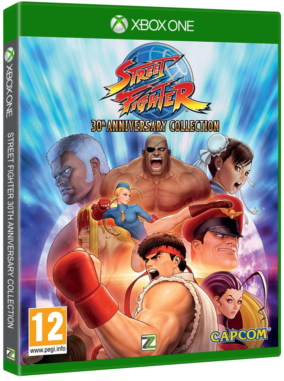 Street Fighter 30th Anniversary Collection - Xone