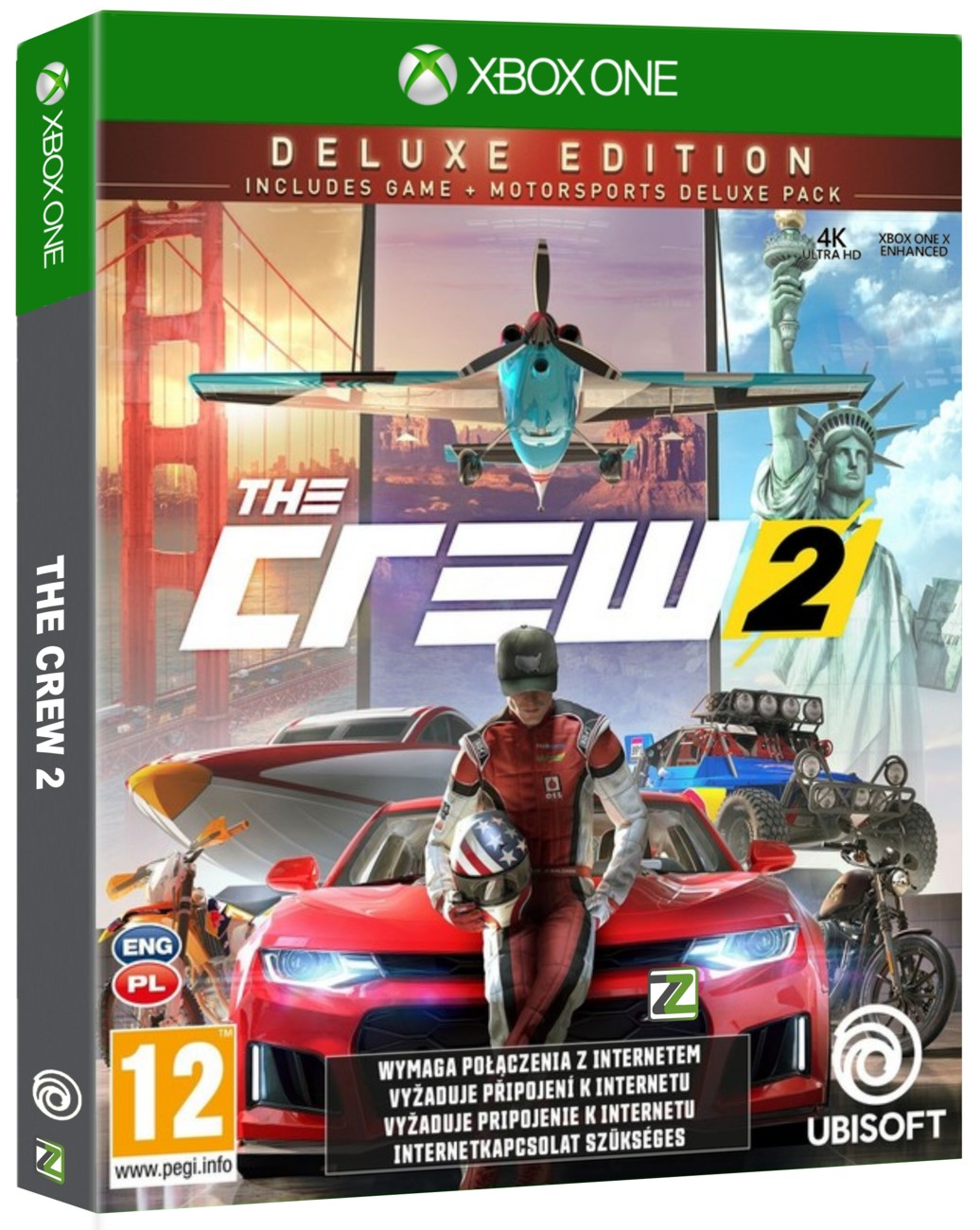 The Crew 2 Deluxe Edition - Xone