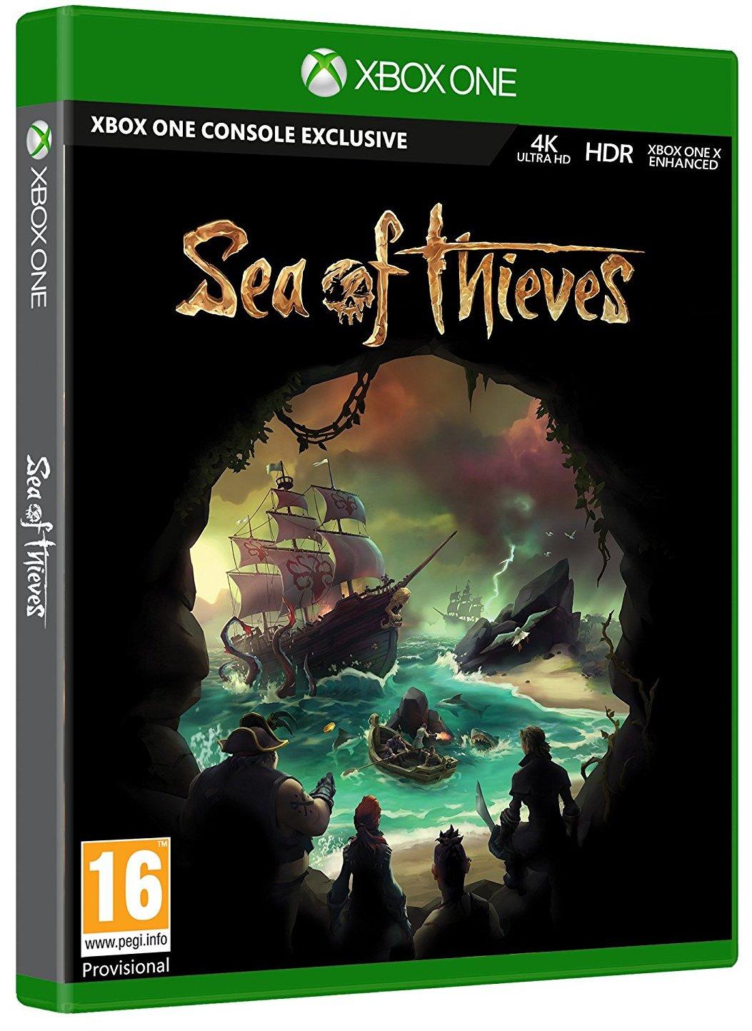 Sea of Thieves - Xone