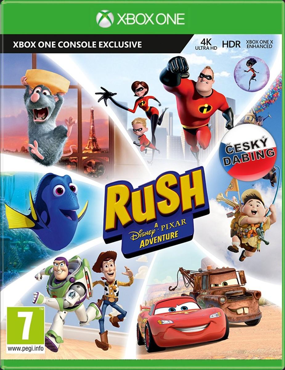 Rush: A Disney Pixar Adventure - Xone