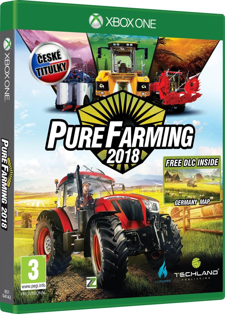 Pure Farming - Xone