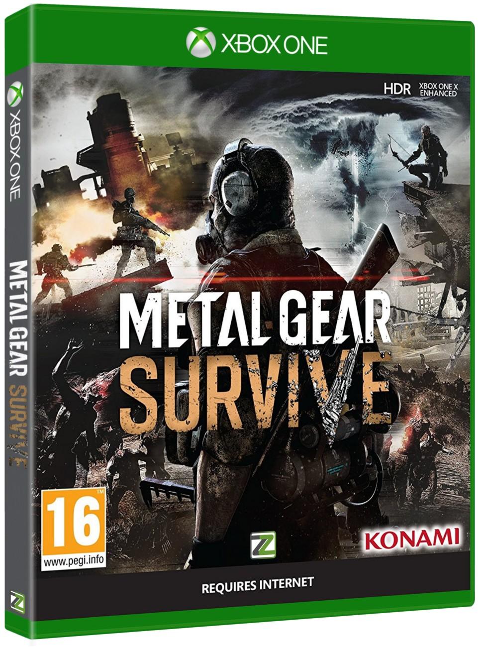 Metal Gear Survive - Xone