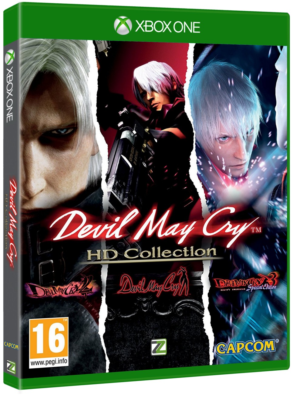 Devil May Cry HD Collection - Xone
