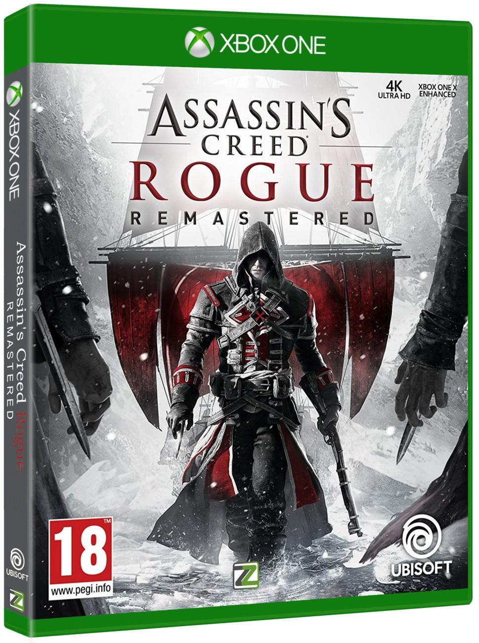 Assassin's Creed Rogue Remastered - Xone
