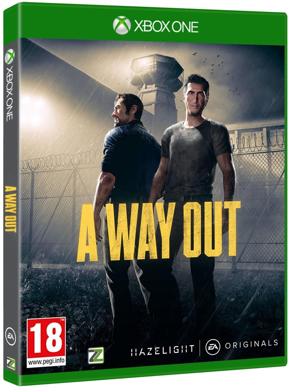 A Way Out - Xone