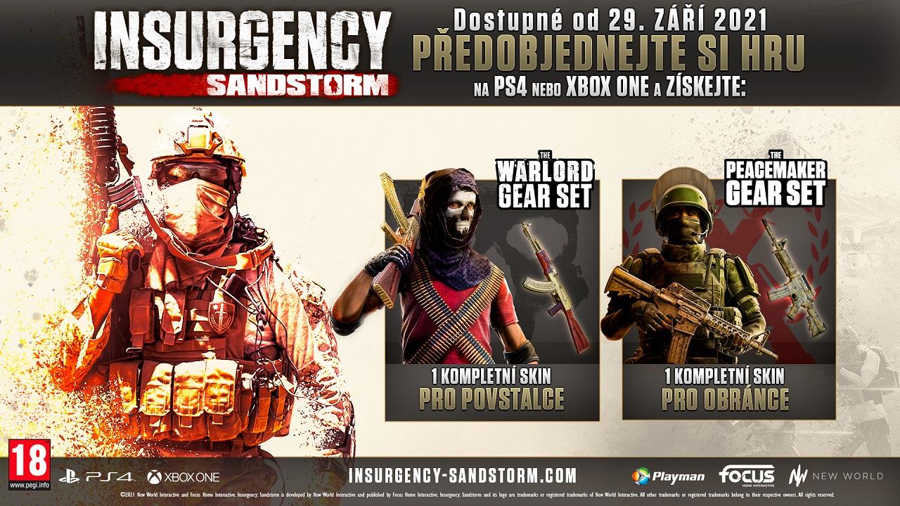 Insurgency: Sandstorm - Xone