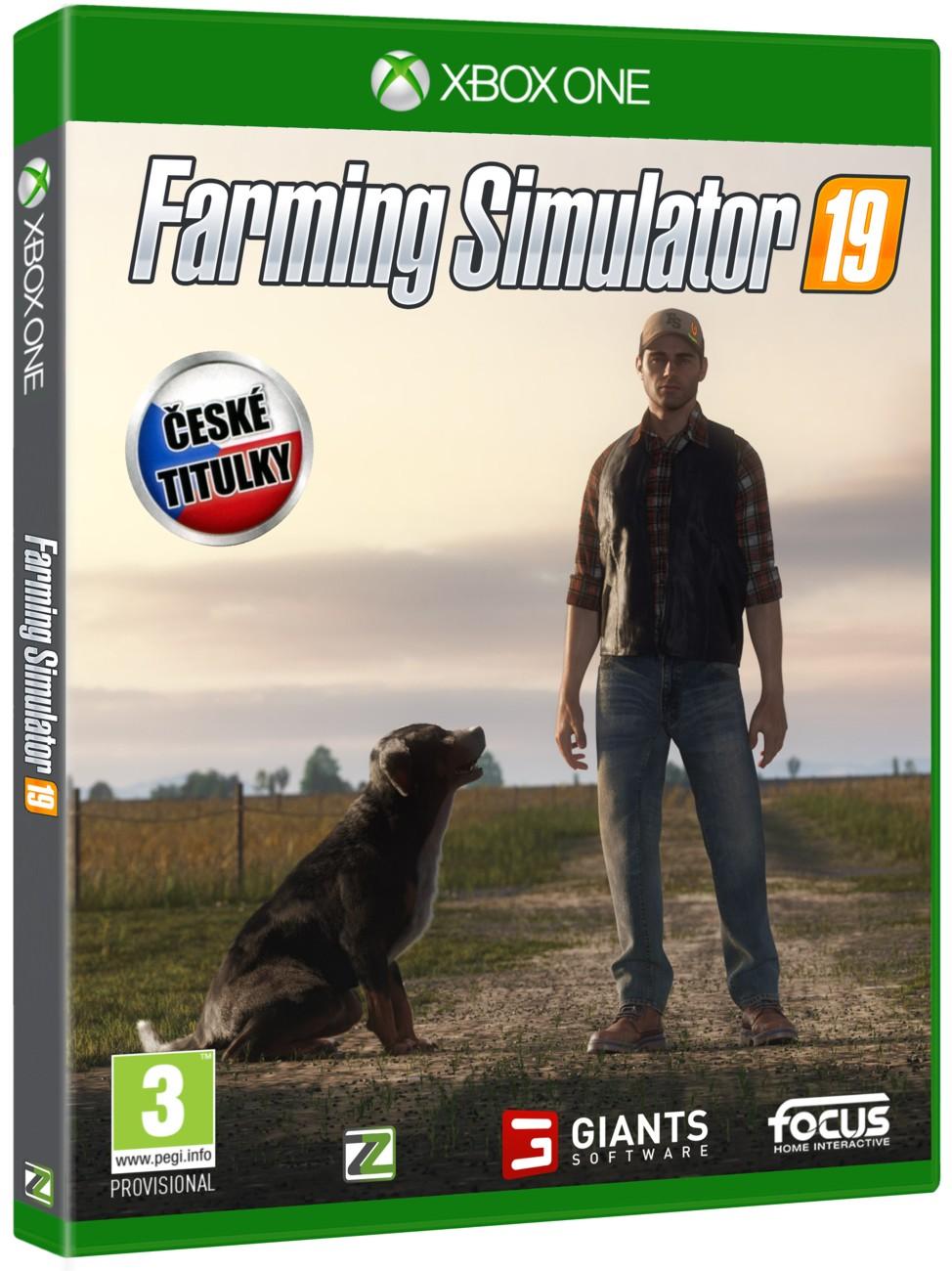 Farming Simulator 19 - Xone