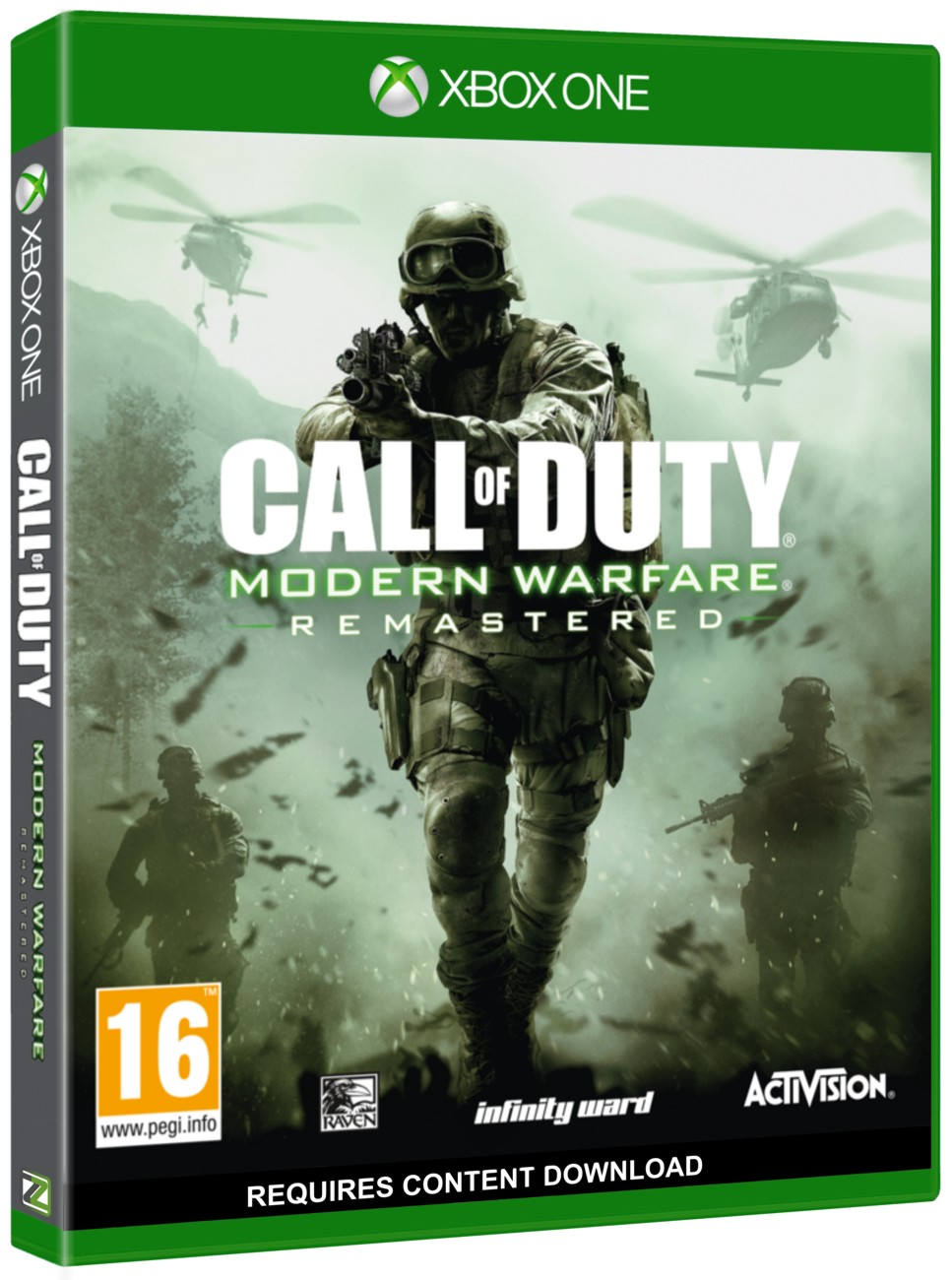 Call of Duty 4: Modern Warfare Remastered - Xone
