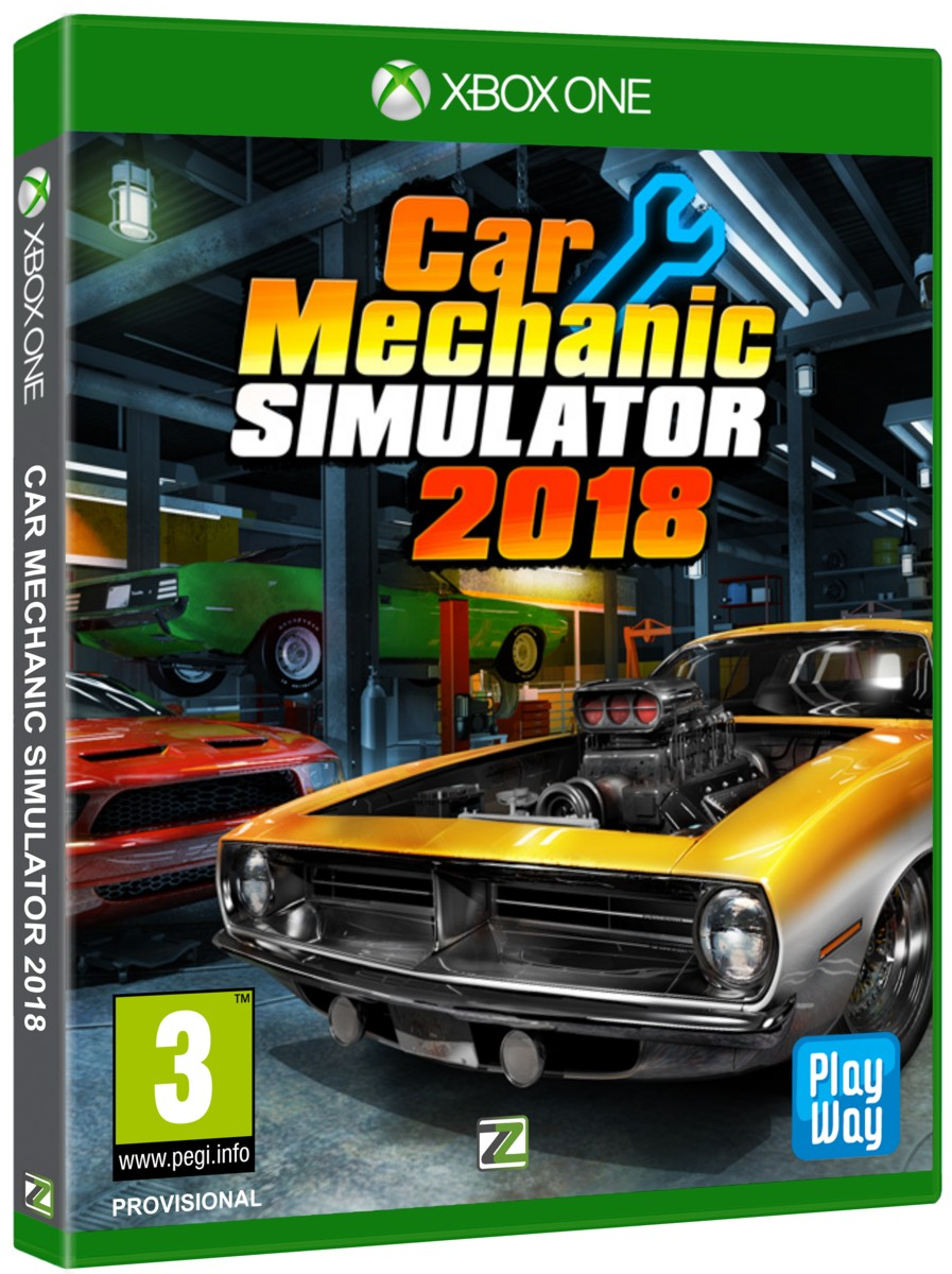 Car Mechanic Simulator - Xone