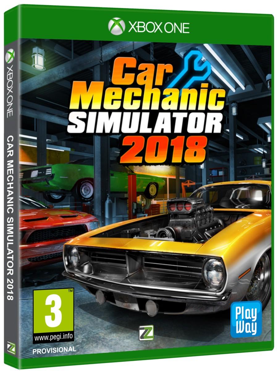 Car Mechanic Simulator - Xone