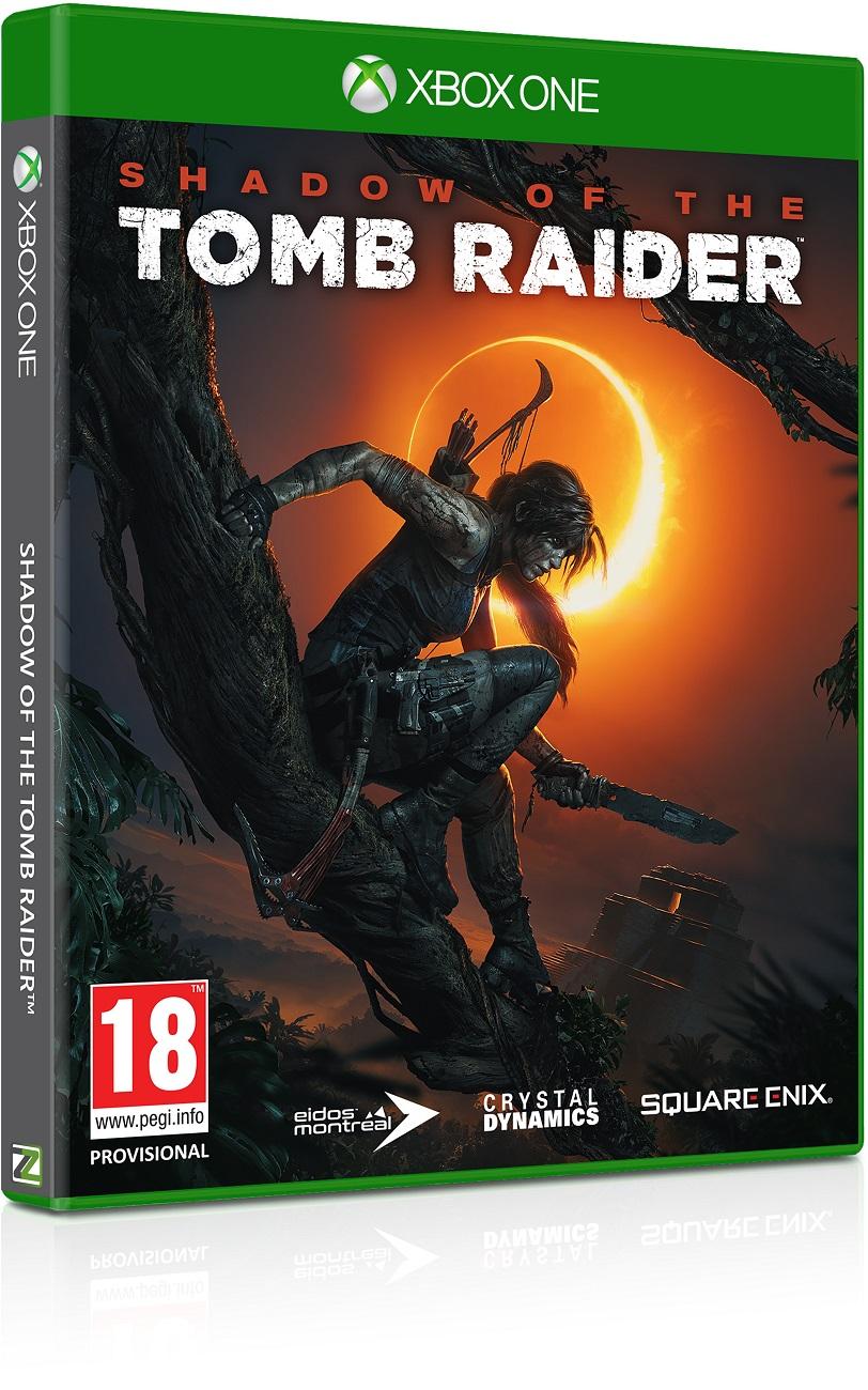 Shadow of Tomb Raider - Xone