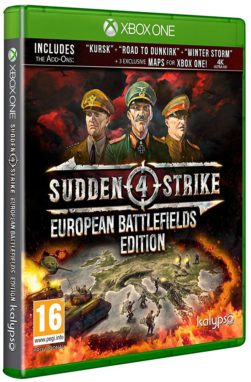 Sudden Strike 4: European Battlefields Edition - Xone