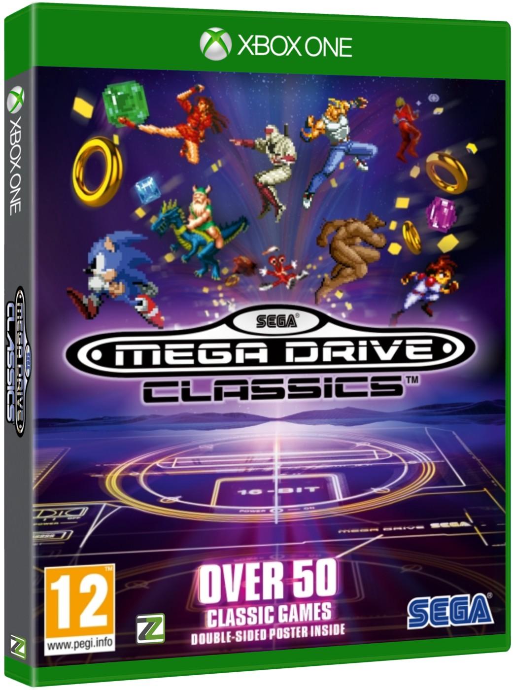 SEGA MegaDrive Classics - Xone