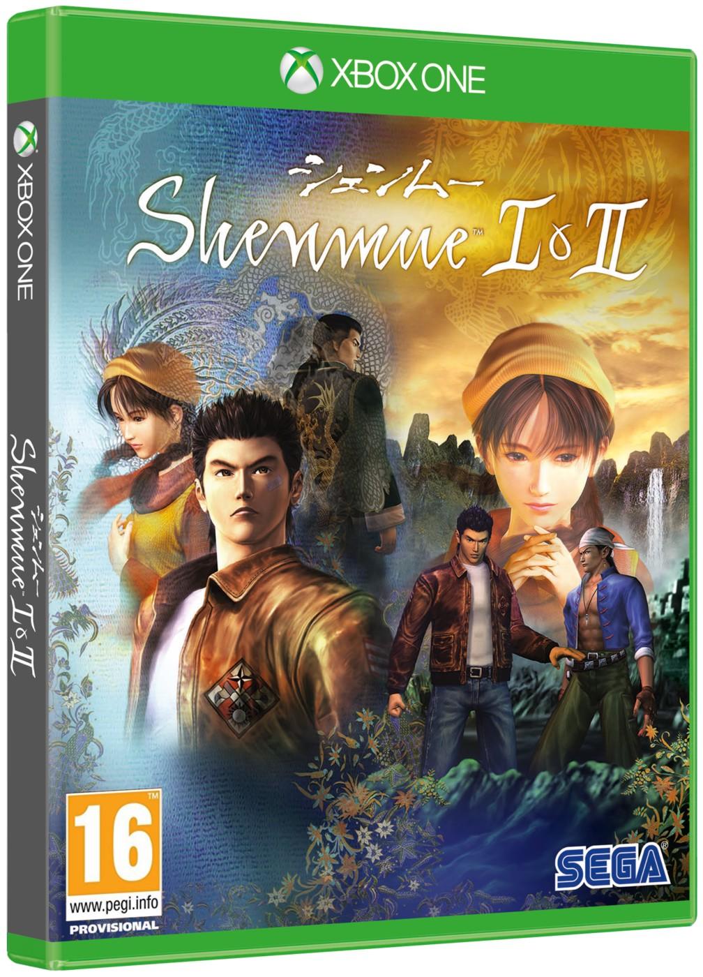 Shenmue I & II - Xone